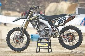 works motocross bikes for sale motocross action magazine mxa team tested decal works semi custom