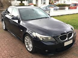 2005 bmw 5 series 525i 2 5 m sport manual 4dr saloon e60 carbon