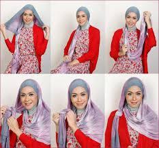 tutorial pashmina dian pelangi tutorial hijab paris dian pelangi youtube hijab style 6