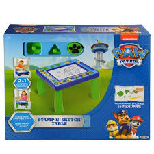wholesale paw patrol masks stamp u0027 sketch table