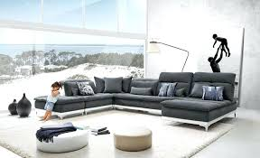 modern bonded leather sectional sofa best modern sectional sofa astonishing modern grey couch best modern