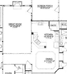 floor plans with great rooms 11 floor plans that say come for the custom home tips
