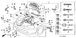honda online store 2000 civic engine wire harness parts