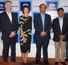 boeing boeing india boeing and tata announce strategic