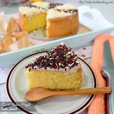 cara membuat kue bolu jadul recipe bolu jadul nieke