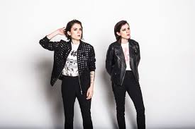 tegan and sara round up their mates for an all covers version of