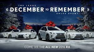 lexus usa for sale lexus december to remember sales event new 2016 lexus deals for