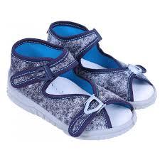 boys navy blue marble shoes slippers sandals lemigo sarcia
