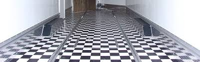 black white checkered vinyl flooring triton trailers