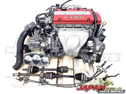 98 02 honda accord euro r jdm h22a 2 2 liter dohc vtec full engine