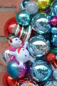 andromeda vintage fabulous vintage ornament wreath