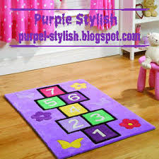 Kid Room Rug Room Alternatives To Carpet For Rooms Purple Butterfly