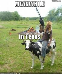 Meanwhile In Texas Meme - vh funny meanwhile in texas 2