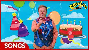 cbeebies mr tumble sings u0027happy birthday u0027 something special