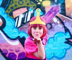 Princess Bubblegum Halloween Costume Diy Princess Bubblegum Crown Poppet