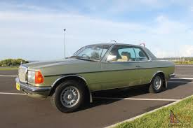mercedes w123 coupe for sale 280 ce w123 coupe