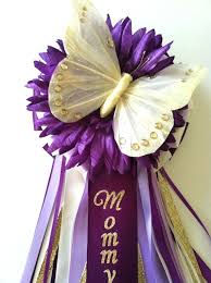 purple baby shower ideas extraordinary butterfly baby shower decoration so sweet butterfly