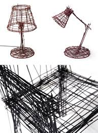 real 3d sketches 3 furniture sets that draw on 2d doodles urbanist