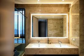 lighting in bathrooms ideas the mix of modern and classic in italian marble bathroom home