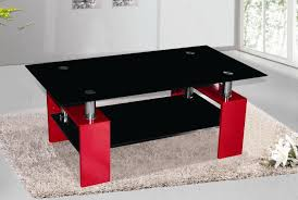 red and black coffee table black and red coffee table coffee tables