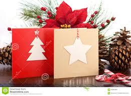 handmade christmas greeting card stock photo image 63087826