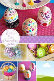 egg decorations 10 easter egg decorating ideas for kids not quite susie homemaker