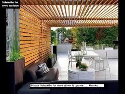 Modern Pergola | pergola modern modern pergola design ideas youtube