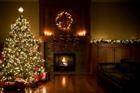 when is the best time to put christmas decorations up and where to