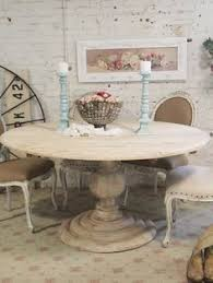 Kitchen Round Table by Paula Deen Home Paula U0027s Round Pedestal Dining Table In Linen For