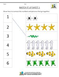 printable worksheets for kindergarten math worksheets