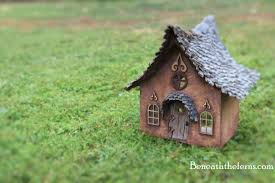 small fairy house beneath the ferns fairy house miniature fantasy dollhouse beneath the ferns