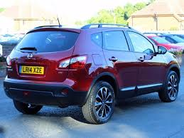 nissan qashqai used 2014 used 2014 nissan qashqai 1 5 dci se 360 5 door for sale in sayers