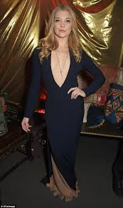 Pics Of Natalie Dormer Natalie Dormer Displays Her Cleavage At Game Of Thrones Season 5
