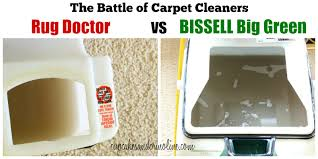 Rug Doctor Carpet Cleaning Machine Bissell Big Green Versus Rug Doctor Home With Cupcakes And