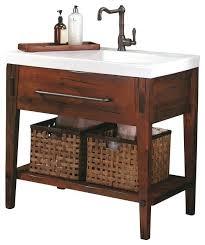 bathroom vanity wood hill country bathroom vanity base rustic