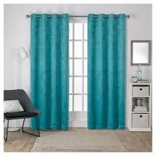 Turquoise Blackout Curtains Pleasant Aqua Blackout Curtains Turquoize Solid Drapes