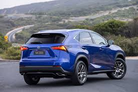blue lexus the 2015 lexus nx the millennial u0027s suv