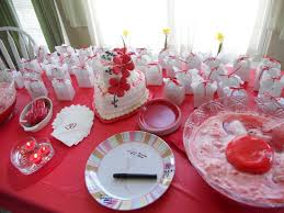 wedding shower decorations ideas trellischicago