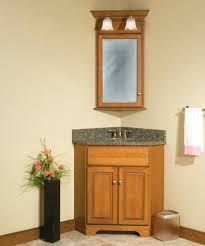 Solid Oak Bathroom Vanity Unit Modish Corner Vanity For Small Bathroom With Solid Oak Cabinets