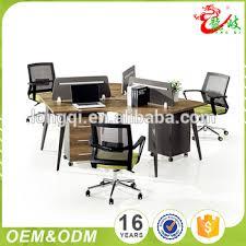 desk for 3 people popular office furniture divider desk 3 people 120 degree