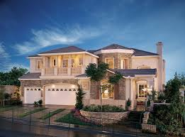 two story home designs story homes balconies home design features impressive