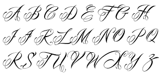 tattoo lettering styles tattoo collections