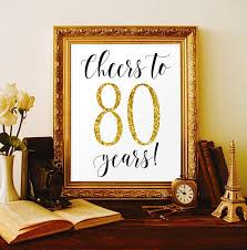 80th Birthday Party Decorations 15 Best 80th Birthday Party Decor Images On Pinterest 80