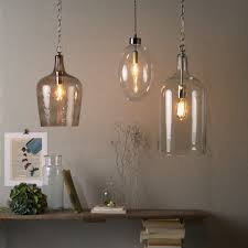 kitchen cool 3 light kitchen island pendant chandelier lights