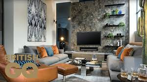 how to style your living room with designer daniel hopwood gq