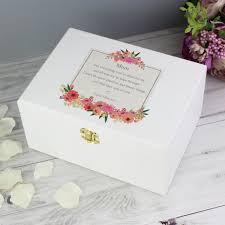 wedding wishes keepsake box 11 best personalised keepsake boxes images on