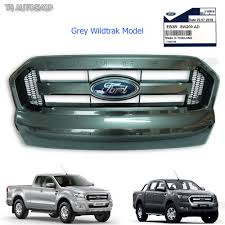 front grill ford ranger grey wildtrak front grill facelift ford ranger px2 mk2 truck 2015