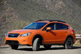 subaru orange crosstrek 2014 subaru xv crosstrek review motoring rumpus