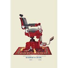 Barbers Chairs Buyenlarge Hydraulic Barber U0027s Chair 97 Graphic Art U0026 Reviews