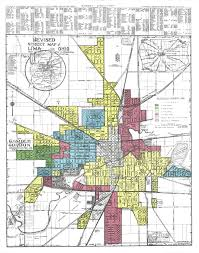 Atlanta Street Map Redlining Maps Maps U0026 Geospatial Data Research Guides At Ohio
